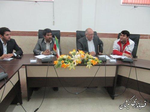 جلسه هم اندیشی اردوی جهادی تشکیل شد