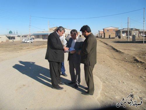 اختصاص 6میلیارد ریال اعتبار برای اجرای طرح هادی روستای مرزی کله پست گمیشان