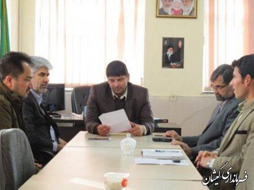 جلسه انجمن کتابخانه عمومی ابن سینای سیمین شهر برگزار شد