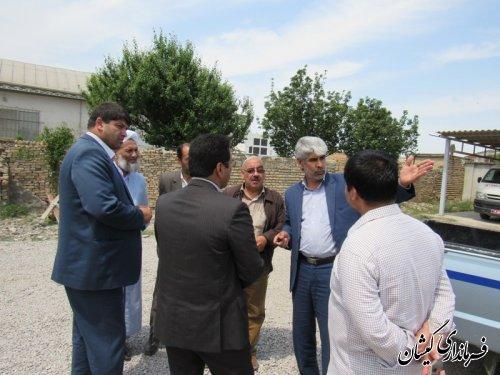 جلسه خیرین درمانگاه تخصصی مرکز بهداشت درسیمین شهر