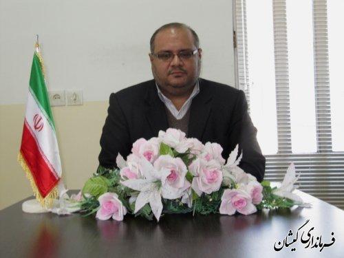 رئیس دبیرخانه هیات بازرسی انتخابات شهرستان گمیشان منصوب شد