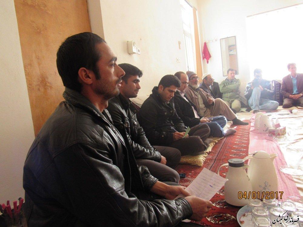 بازدید کاروان امید و اقدام شهرستان از روستاهای مرزی آلتین تخماق، قلمس و کله پست
