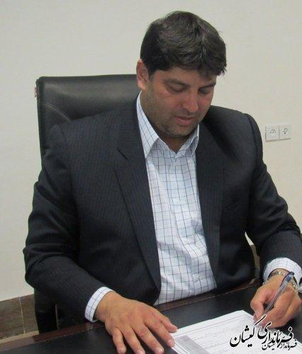نام نویسی 60 نفر در ششمین روز ثبت نام شوراها در شهرستان گمیشان