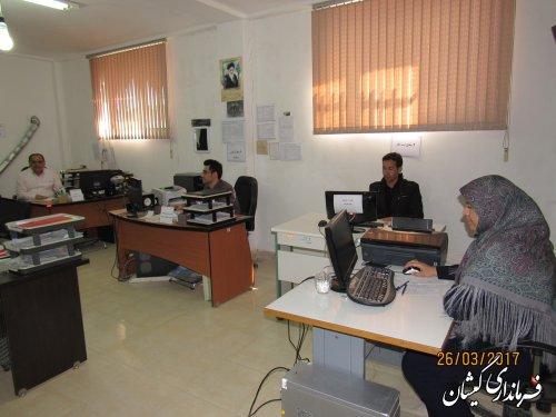 نام نویسی 41 نفر داوطلب شوراهای شهر تا پایان ششمین روز  ثبت نام