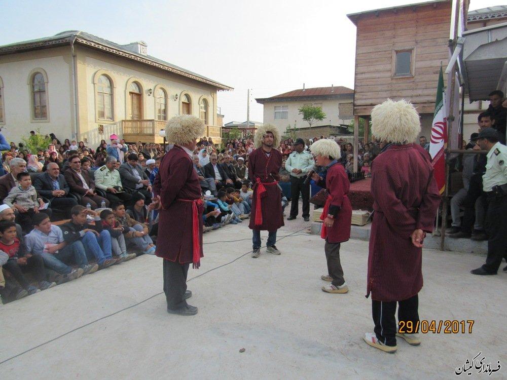 برگزاری مراسم ذکر خنجر