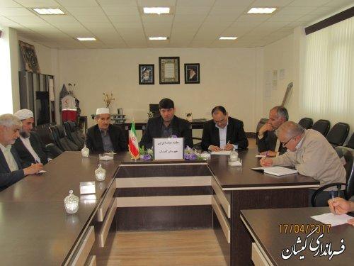 62 شعبه اخذ رای ریاست جمهوری و 61 شعبه اخذ رای شورای شهر و روستا تعیین شدند