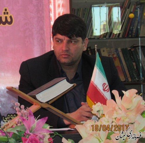 امروز، مراسم بزرگداشت ارتحال امام خمینی (ره) در حوزه علمیه نعمانی گمیشان برگزار می شود