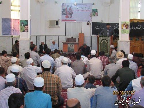 امام خمینی(ره) شخصیتی بی همتاست که وحدت را در جامعه پایه گذاری کرد