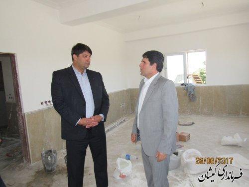 ساختمان اداری بهزیستی شهرستان در هفته دولت افتتاح خواهد شد