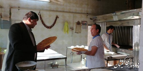 وظیفه خطیر نانوایان ، پخت و ارائه نان با کیفیت است