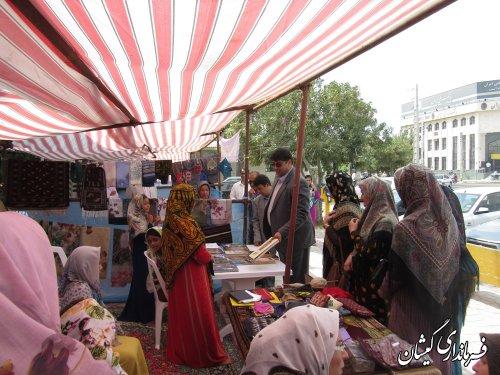 برگزاری نمایشگاه ها باید در راستای ترویج فرهنگ و توسعه اقتصادی  منطقه باشد