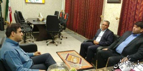 سالن اجتماعات کتابخانه عمومی امام محمد غزالی گمیشان تجهیز خواهد شد