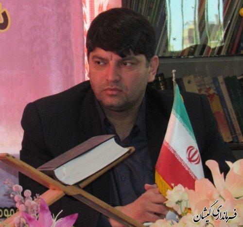 فرماندار گمیشان در پیامی درگذشت پدر سردار سلیمانی را تسلیت گفت