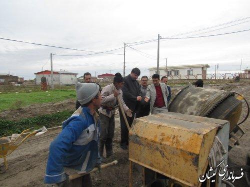 در دولت تدبیر و امید اجرای طرح های هادی در سطح روستاها شتاب بیشتری گرفته است
