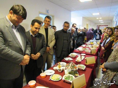 جشنواره غذا فرصتی مناسب برای معرفی غذاهای سالم منطقه است