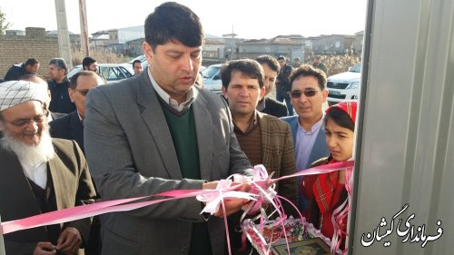 سه واحد مسکن مددجویان زن سرپرست خانوار بهزیستی شهرستان افتتاح شد