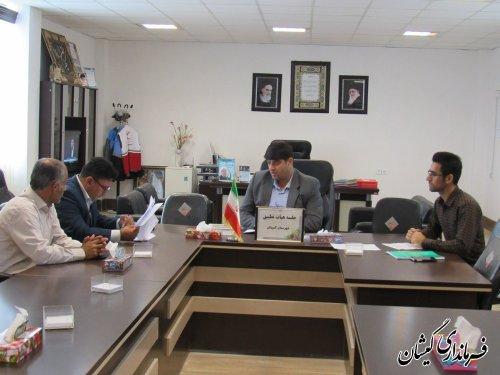 9 مصوبه شورای شهرهای شهرستان در جلسه کمیته انطباق بررسی و اعلام نظر شد
