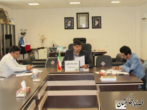 16مصوبه شورای شهرهای شهرستان در جلسه کمیته انطباق بررسی و اعلام نظر شد