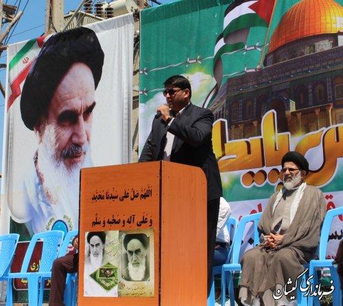 روز قدس فرصتی برای شکستن سکوت رهبران برخی از کشورهای عرب است