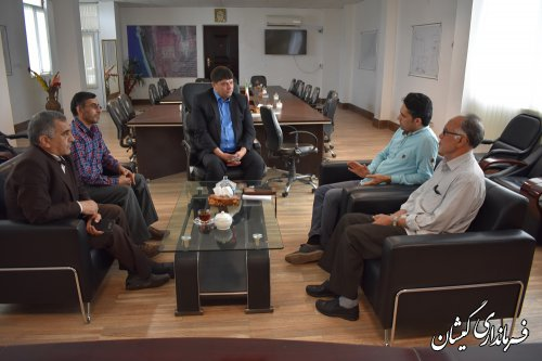 نشست هماهنگی نخستین جشنواره موسیقی ترکمنی آوای ارادت