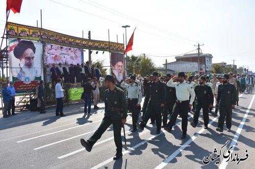 هفته دفاع مقدس هویت ملت و ارزش ماندگار در کشور است