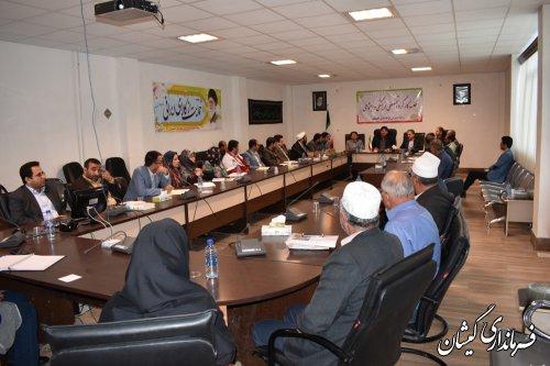 تخصیص اعتبار 3 میلیارد ریالی برای گمیشان در حوزه فرهنگی و اجتماعی از سوی وزارت کشور