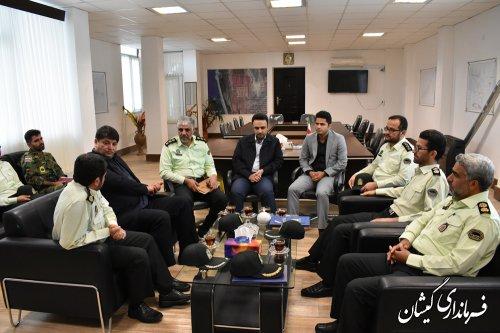تلاش های شبانه روزی نیروی انتظامی زمینه ساز امنیت و آرامش