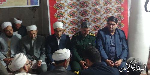 جشن بزرگ میلاد نبی اکرم (ص) در روستای خواجه نفس برگزار شد