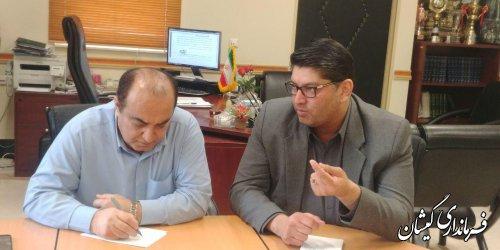 اتمام طرح هادی روستایی و تسریع عملیات اسناد مالکیت