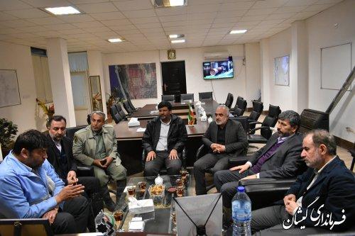 اولین ساختمان سیل زده کمیته امداد امام خمینی(ره) استان درشهرستان گمیشان احداث می شود