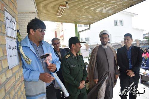 زنگ سپاس معلم در دبیرستان دخترانه شهید بهشتی نواخته شد