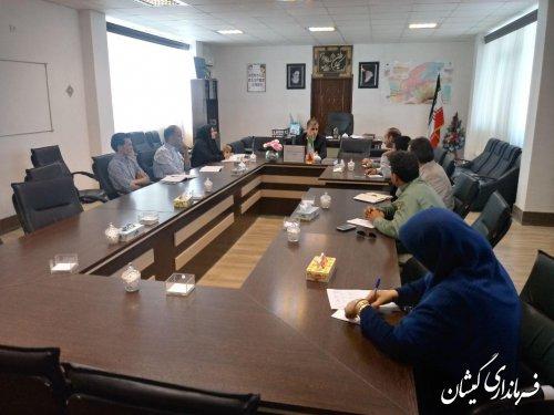 اولین  جلسه کمیته زئونوز به ریاست سید علیرضا حسینی برگزار شد