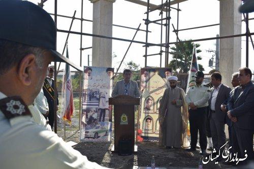 آرامش ایران مدیون خون شهداست