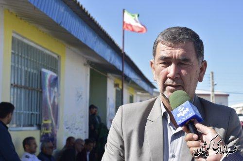 اعلام مسیرهای راهپیمایی 13 آبان در شهرستان گمیشان
