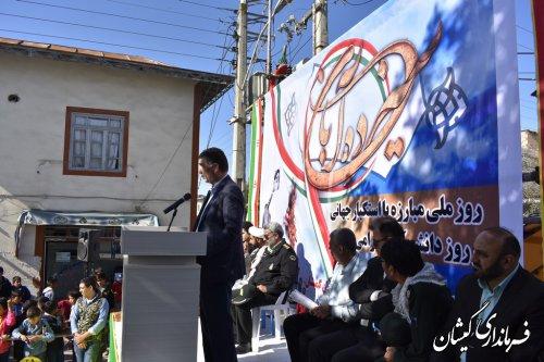 ایران؛کشوری همچون شبه جزیره امن در دریای ناامن است