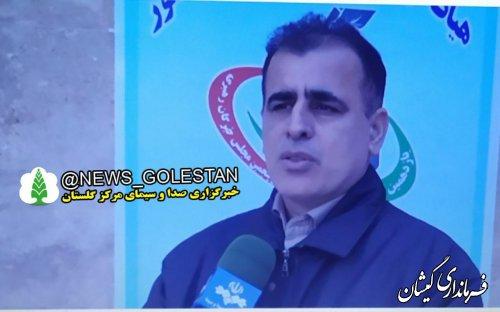 تشکیل کمیته های زیر مجموعه ستاد انتخابات شهرستان گمیشان