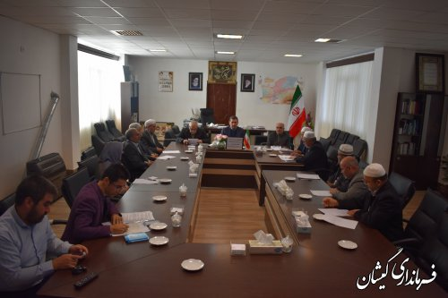 56 شعبه أخذ رأی شهرستان گمیشان تعیین شد