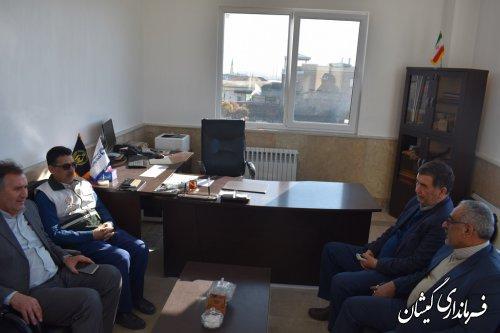 3 هزار یکصد خانوار گمیشانی تحت پوشش کمیته امداد امام (ره) شهرستان