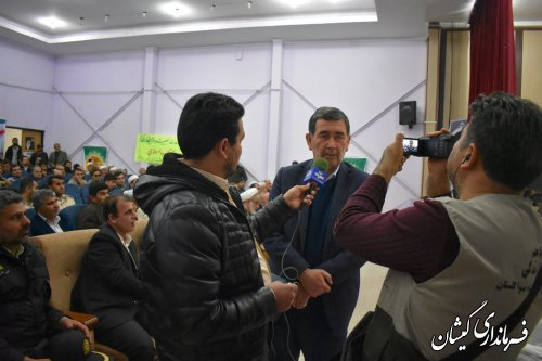 مردم علیرغم مشکلات با حضور در مراسم «9 دی» خواب دشمنان را آشفته کردند