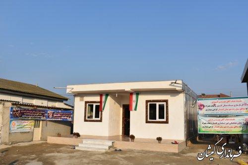 پایان تعمیر بیش از 3هزار واحد مسکونی مناطق سیل زده گمیشان
