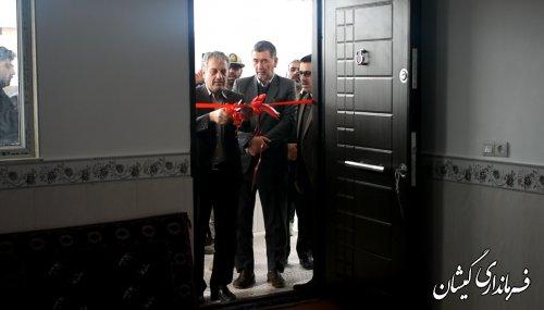 افتتاح 245 مین واحد مسکونی احداثی ناشی از سیل در گمیشان