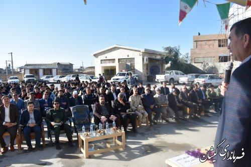 اشتغال 568 نفر با افتتاح واحدهای صنعتی در شهرستان گمیشان