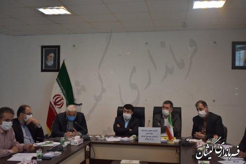 آغاز به کار کلینیک عارضه یابی واحد های تولیدی در استان گلستان