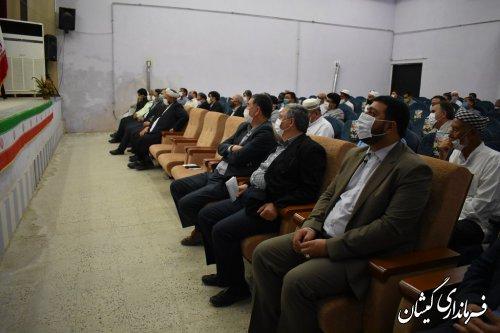 افتتاح و بهره برداری از  119 طرح عمرانی و 30 طرح اقتصادی در شهرستان