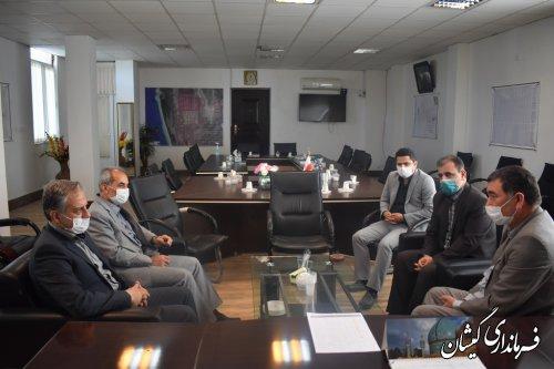 سلامت مردم اولویت ستاد انتخابات استان