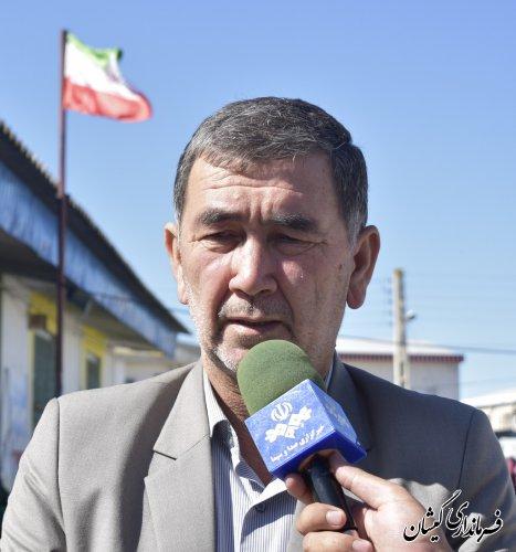 دعوت فرماندار گمیشان به مشارکت حداکثری مردم در انتخابات ۲۱ شهریور