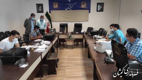 پنجمین مرحله آموزش کاربران انتخابات برگزار شد